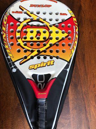 Raqueta padel Dunlop Spirit Ti