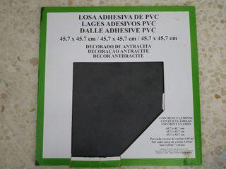 Loseta vinílica adhesiva