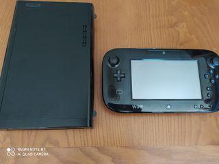 Wii U, 10 juegos, cableado necesario