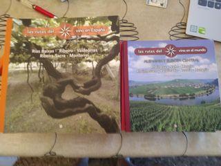Colección las rutas del vino