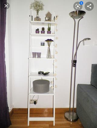 Escalera Decorativa | Ikea HJÄLMAREN