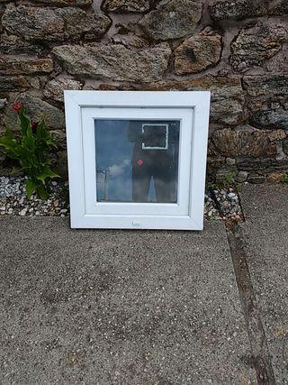 ventana pvc blanco