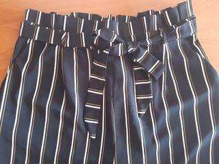 Pantalon verano Pull&Bear