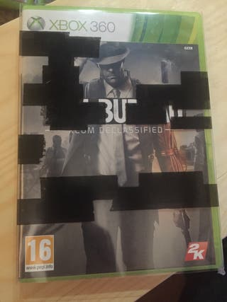 The Burdeau Xbox 360