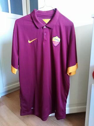 Camiseta Nike AS Roma.