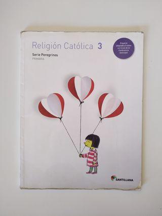 Religión Santillana 3° Primaria