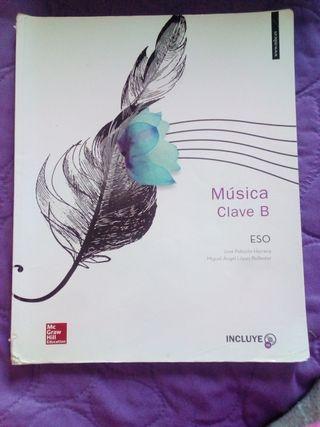 Libro música 3° Eso