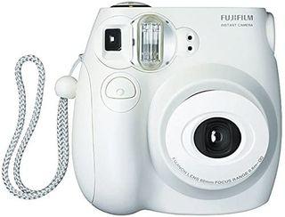 Cámara Fujifilm Instax mini 7S White