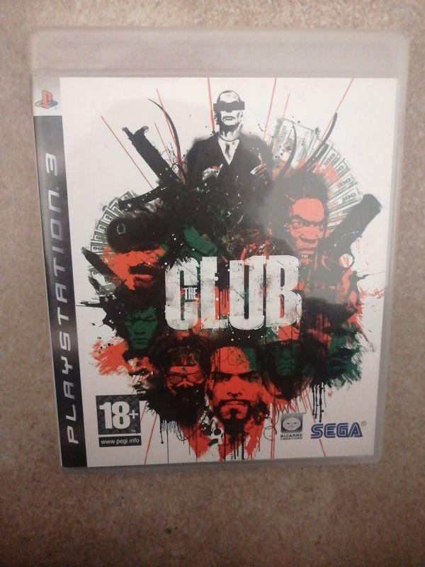 Juego 'The club' PS3