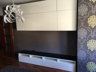 Mueble salón-comedor Ikea
