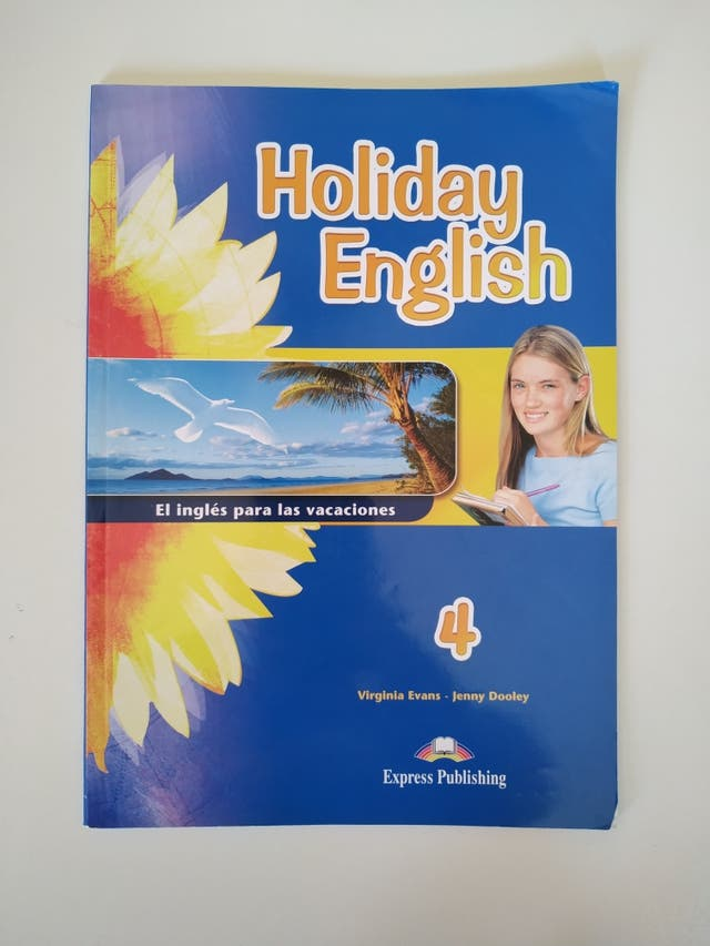 Holiday English 4° ESO - Express Publishing