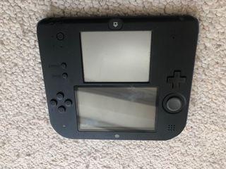 Nintendo 2ds azul semi nueva con su cargador