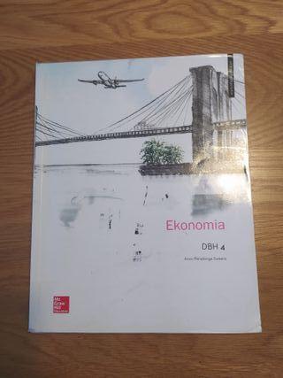 Libro de Ekonomia 4°ESO