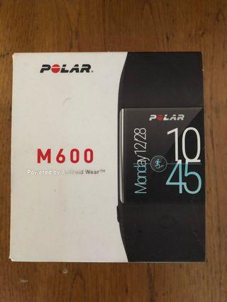 Reloj polar gps M600