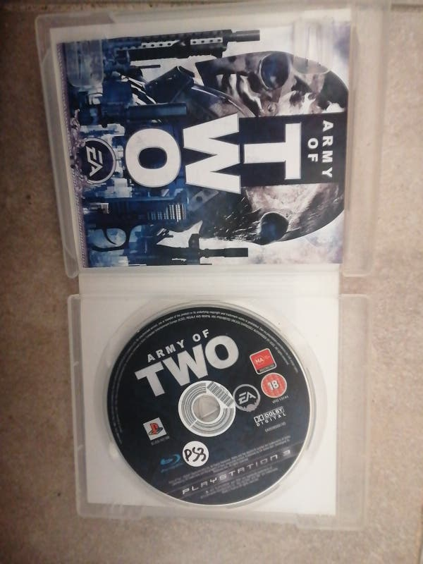 Juego 'Army of two' PS3