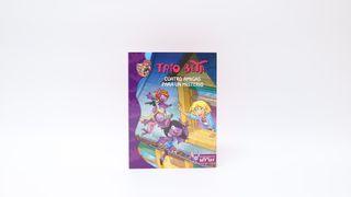 Trio Beta, libro de lectura infantil/juvenil