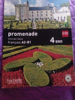 Libro francés 4°Eso