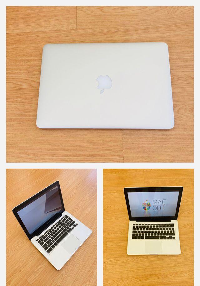 Macbook pro 13 stock fuera