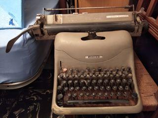 Maquina de escribi