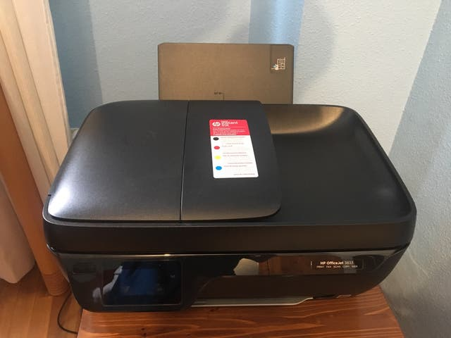 Impresora HP OfficeJet 3833