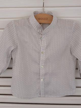 Camisa Mini VILLALOBOS talla 9 meses