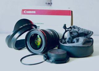 CANON 17-40mm F4 L