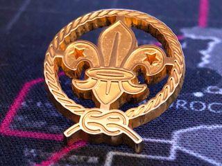 Insignia del Movimiento Scout Mundial
