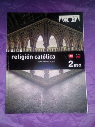 Libro de Religión 2° Eso
