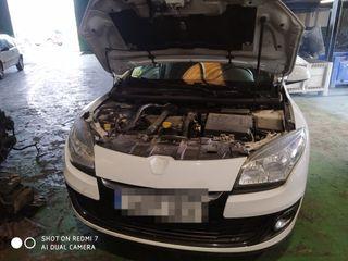 despiece renault megane motor k9kh8