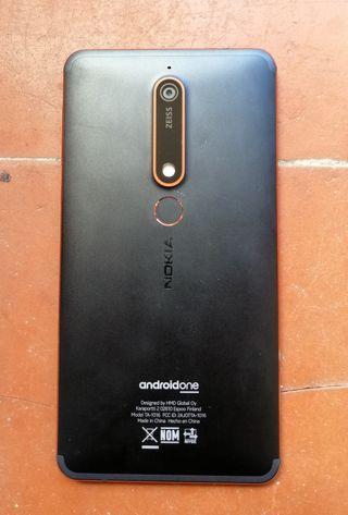 Movile Nokia 6.1