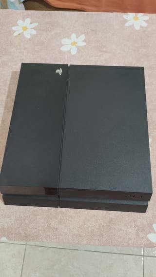 Ps4 500GB sin mandos +11 juegos