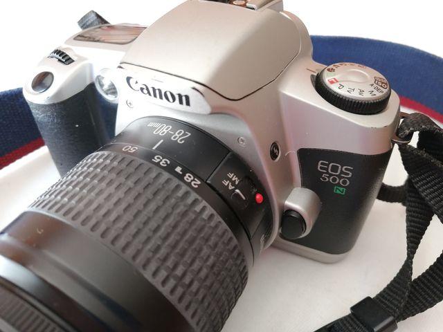 cámara analogica