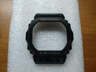 Bisel Acero Negro para Casio G-Shock 5600
