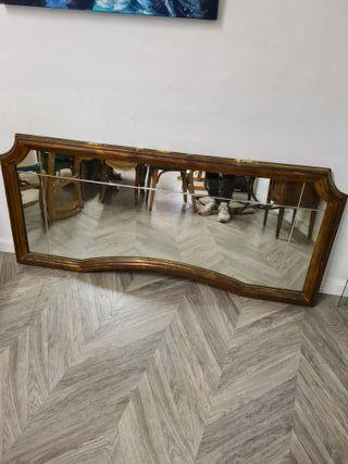 Espejo antiguo para restaurar