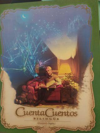 Colección de 11 cuentos tradicionales bilingües