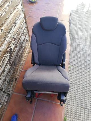 sillón individual de una plaza para citroen c 8
