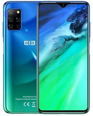 ELEPHONE E10/E2020 Android 10.0 Smartphone Octa Co