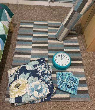 Turquoise Room Decor Set!