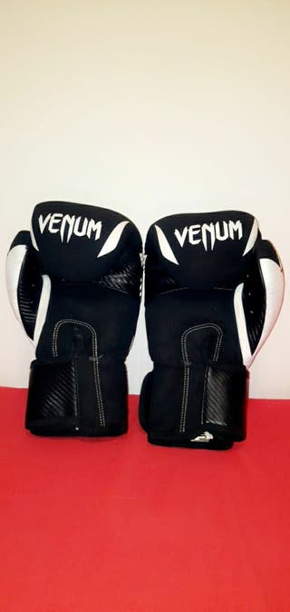 Guantes boxeo y Muay Thai, Venum T (12oz)