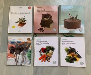 Libros de receta para Thermomix