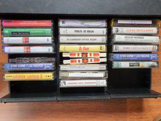 Cintas de cassette originales