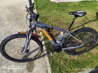 Bicicleta E Bike CUBE REACTION HYBRID Eagle 500