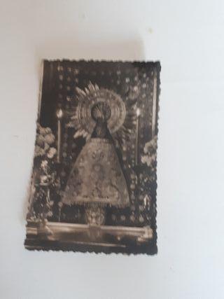 Postal de la Virgen del Pilar