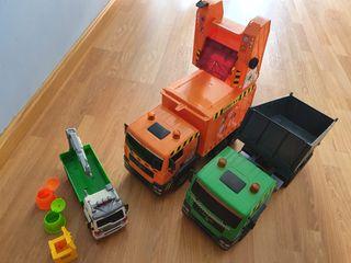 Camiones de juguete