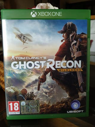 GHOST RECON WILDLAND XBOX ONE