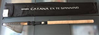 Caña de pesca Shimano Catana