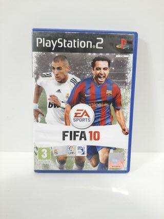 FIFA 10. Completo. PlayStation 2.