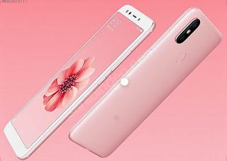 Xiaomi Mi A2 Rose Gold