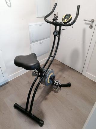 Bicicleta fitfiu spinning