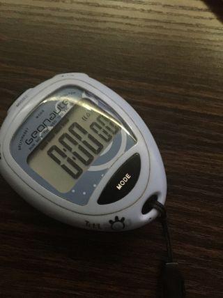Cronometro y relog